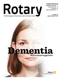 Are you ready to join Angela's Army? - Rotary Magazine