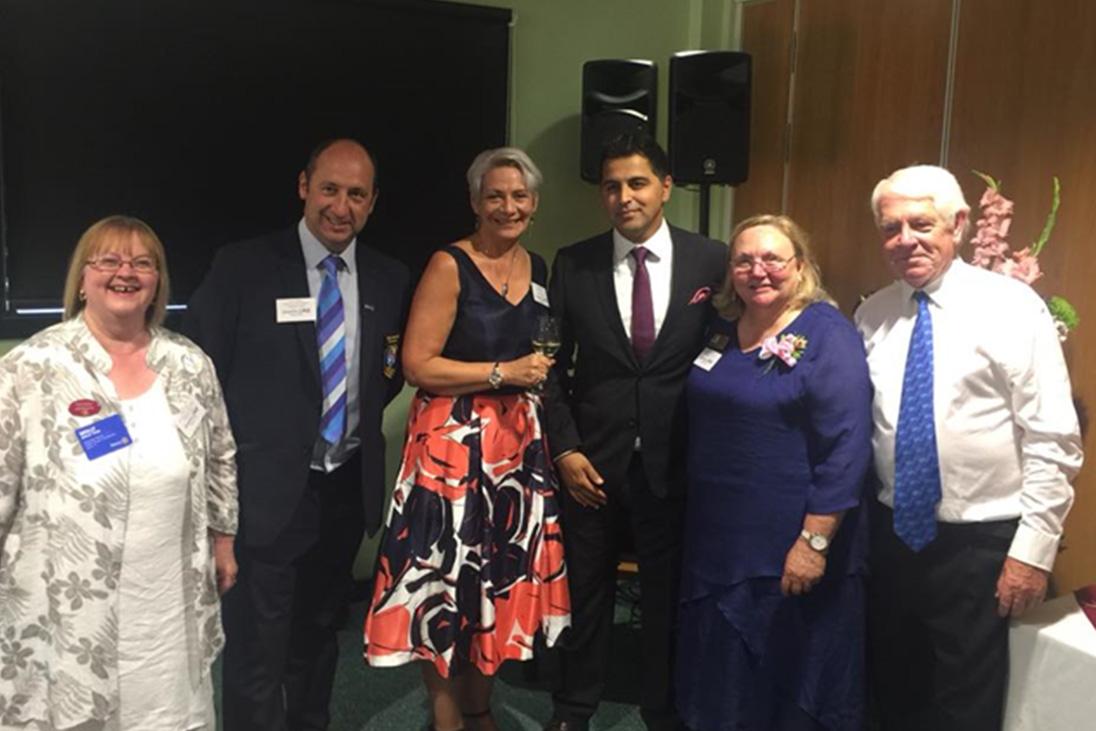 rotary peace award eisteddfod