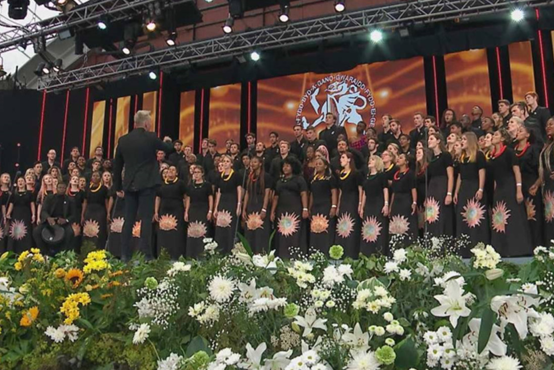 stellenbosch choir eisteddfod
