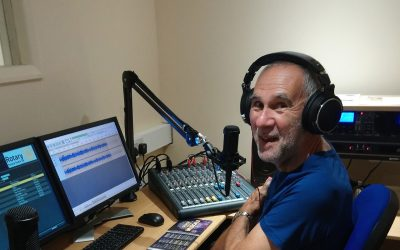 rotary radio uk presenter