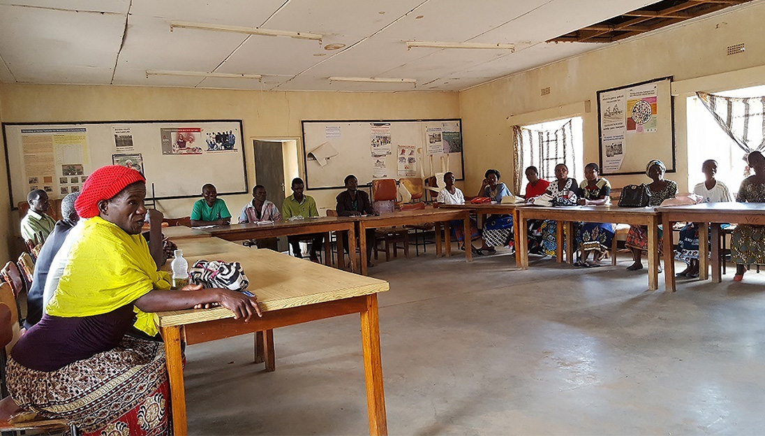 basic sanitation education malawi