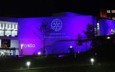 purple4polio menai straits illuminsation