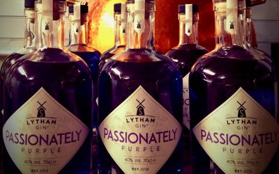 rotary lytham passionately purple gin