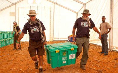 shelterbox response team volunteers