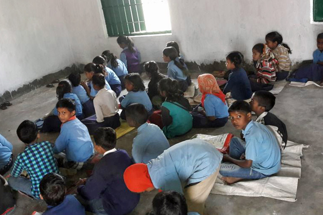 young children education learning classroom fundraising