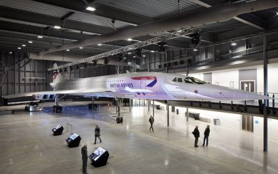 50 years of concorde bristol museum