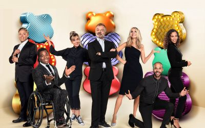 children in need pudsey presenters