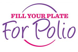 fill your plate for polio