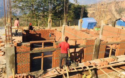 school nepal building earthquake damage