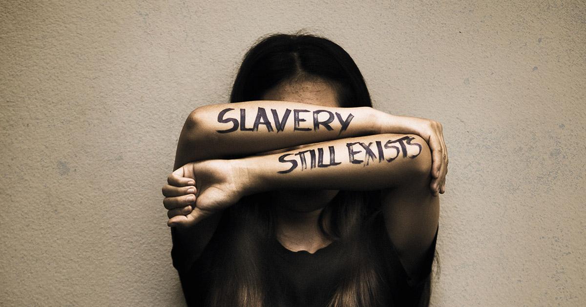 rotary magazine modern slavery