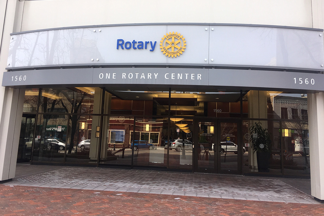 rotary one centre chicago