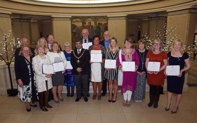 rotary champions awards