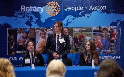 rotary youth speaks national final 2019