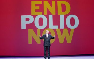 end polio now barry rassin