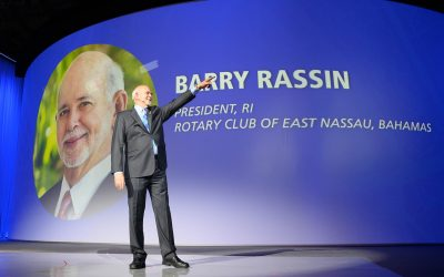 barry rassin rotary international