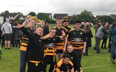 rugby young people