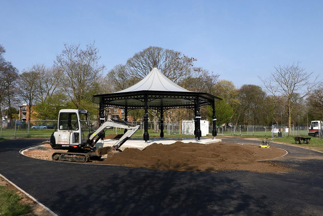 bandstand luton rotary
