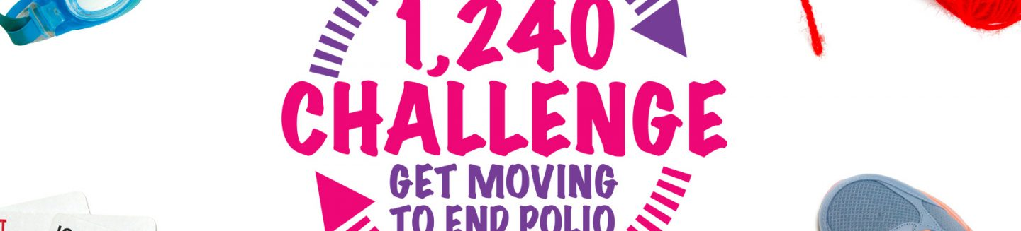 get moving to end polio