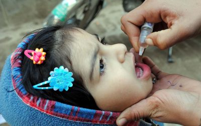 end polio now vaccine