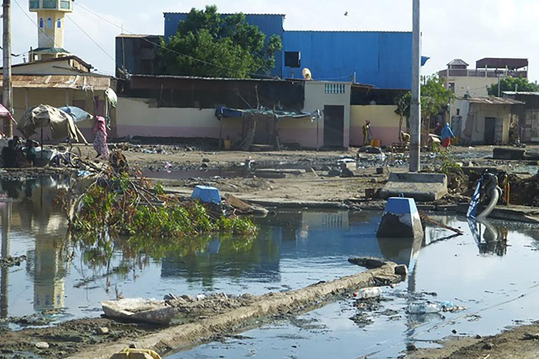 djibouti flood