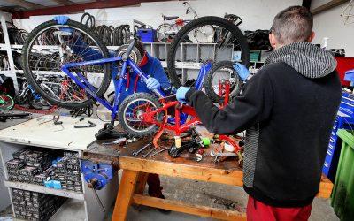 bikes africa rotary