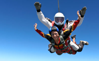 Donna Skydive