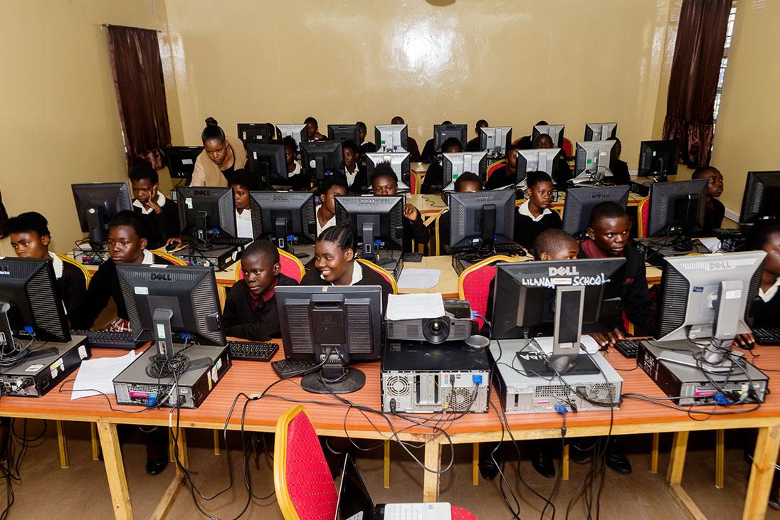 IT schools africa