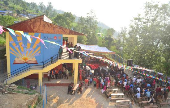 nepal earthquake rotary yeovil