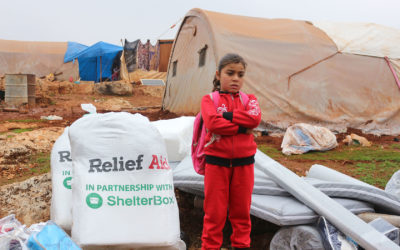 shelterbox in syria