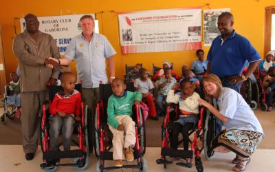 wheelchair foundation UK