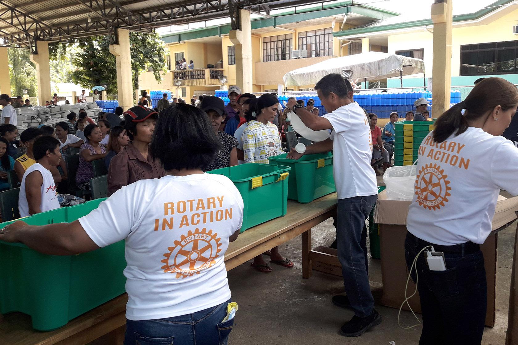ShelterBox Global Humanitarian Service Award