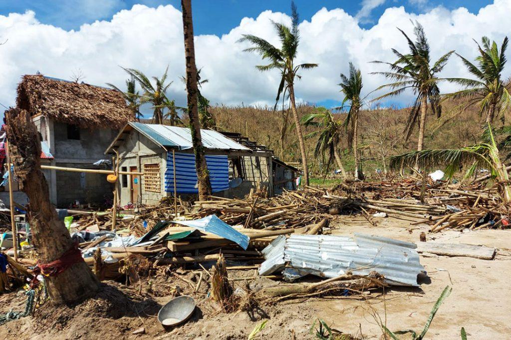 shelterbox typhoon goni
