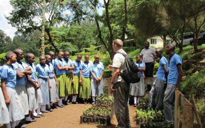 tree planting tanzania