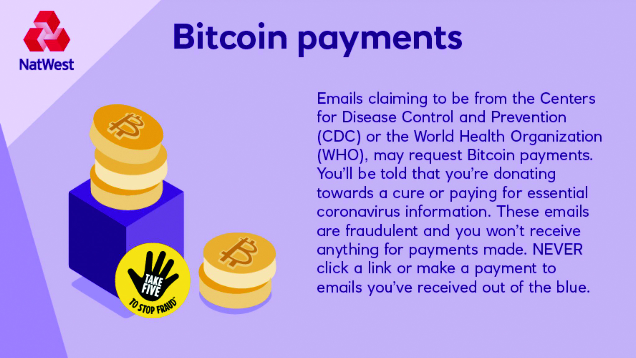 Bitcoin Payment Scam