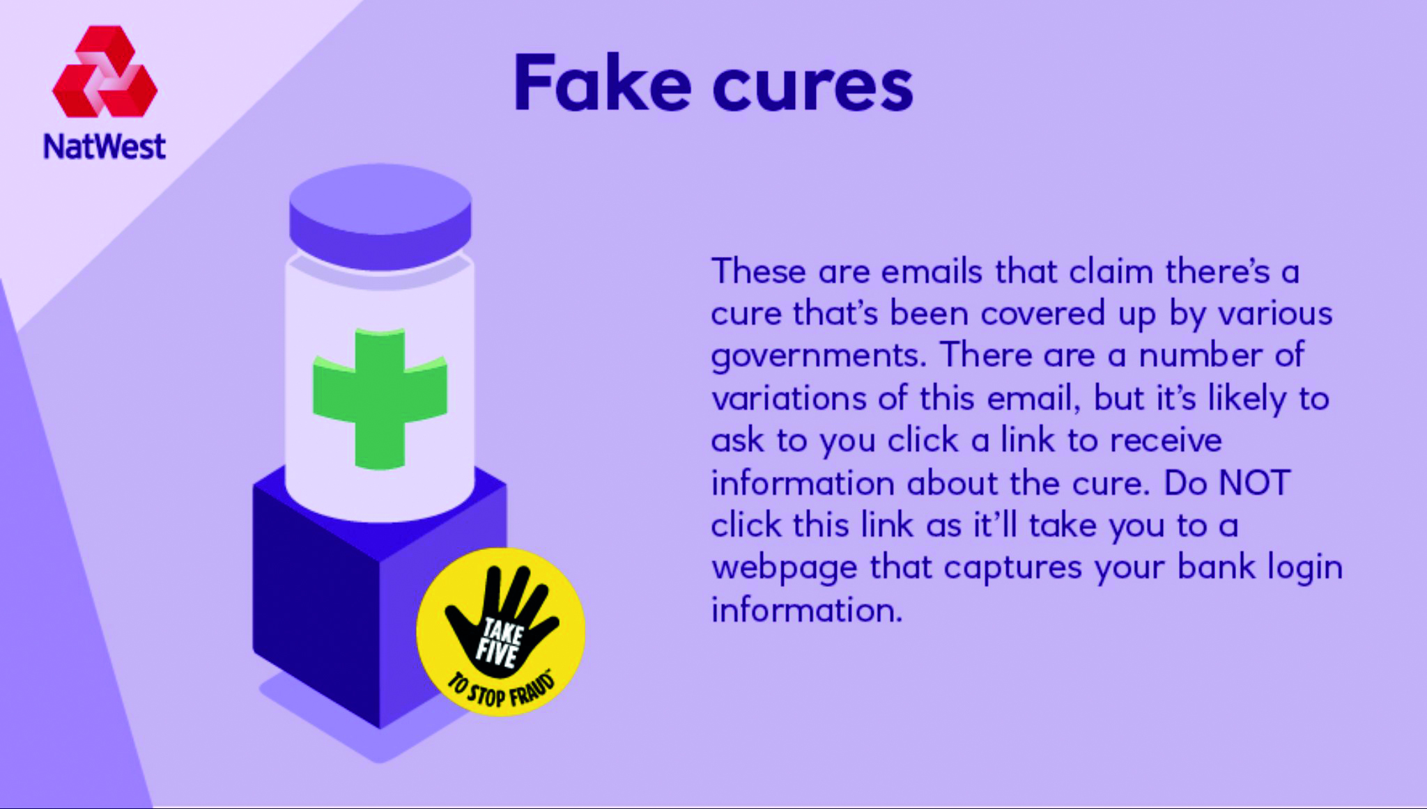 Fake Cures
