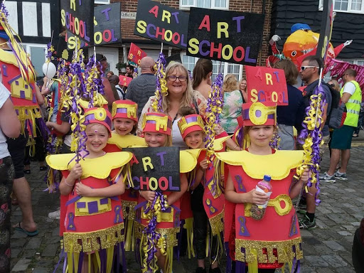 Folkestone carnival